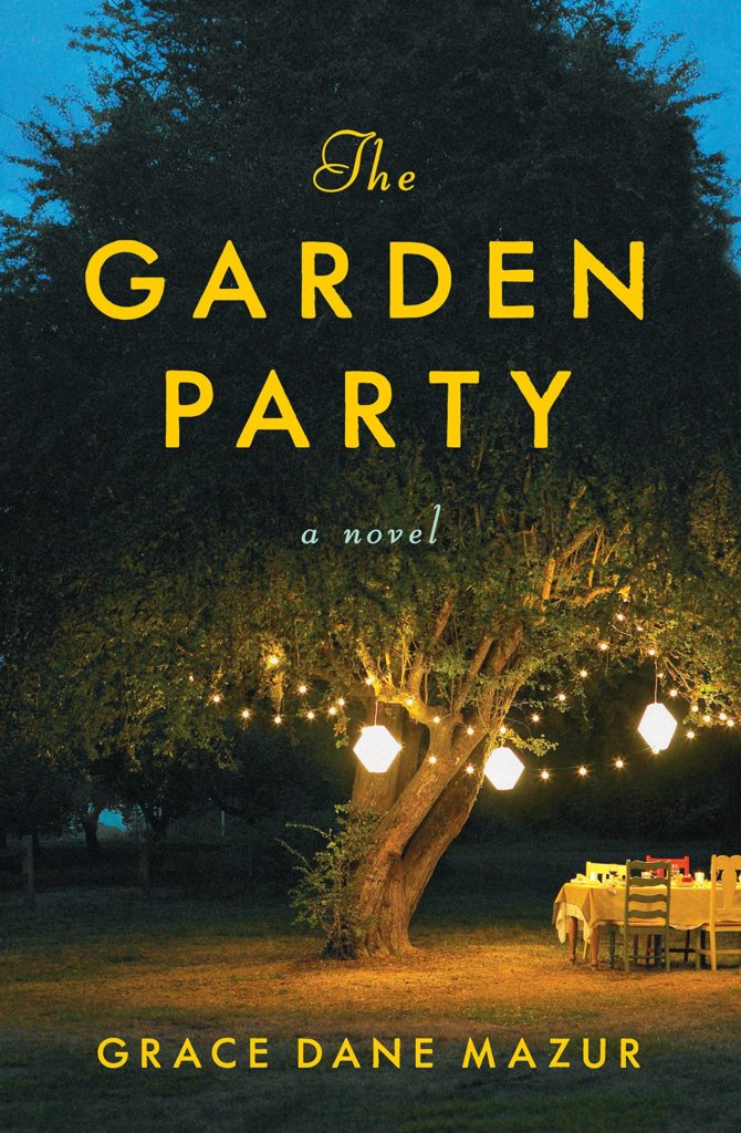 The Garden Party by Grace Dane Mazur